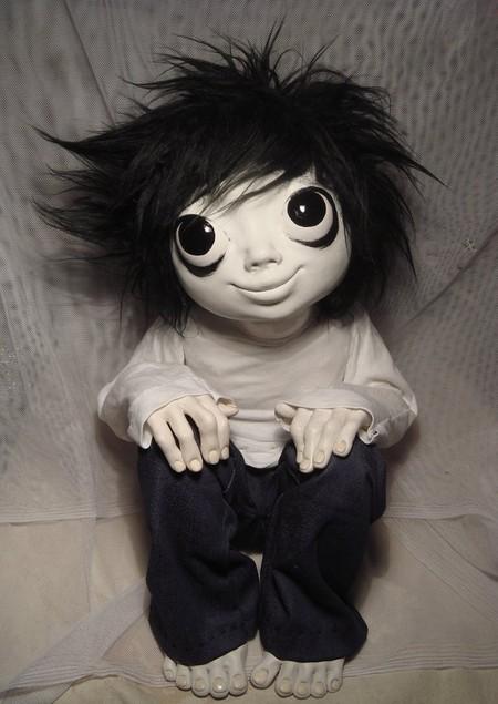 Милые монстры – игрушки Марии Santani — фото 8