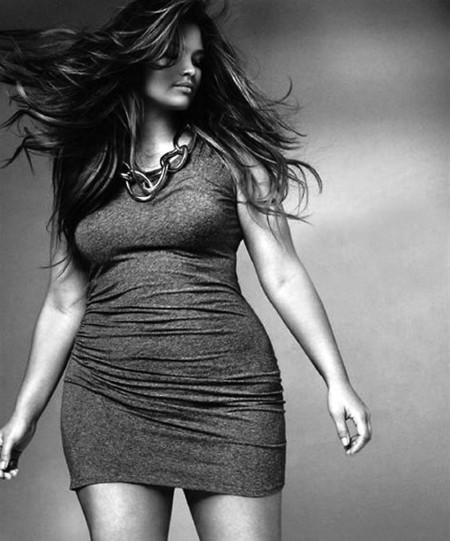 Пышкой быть … красиво!? Женские округлости в модельном бизнесе — фото 26