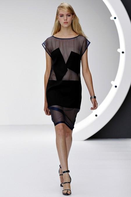 Коллекция Topshop весна-лето 2013 – мода из Британии — фото 3