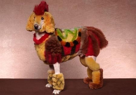 Собачий арт в работах Рена Низерленда — фото 23