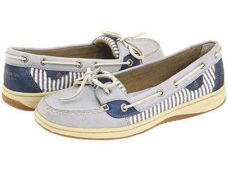 Мокасины Sperry Top-Sider Angelfish – для прогулок под парусом и не только — фото 1