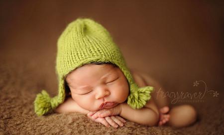 Спящие крохи – модели фотографа Трейси Рейвер (Tracy Raver) — фото 3