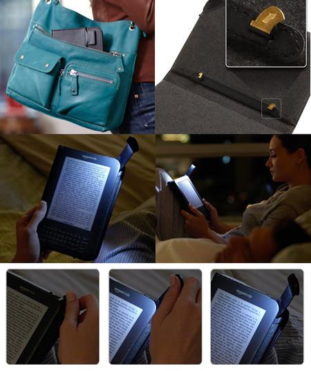 Чехол с подсветкой для читалки Kindle — фото 18
