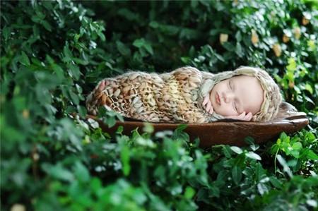 Спящие крохи – модели фотографа Трейси Рейвер (Tracy Raver) — фото 22