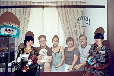 Виртуальные семейные портреты – хитрость от Джона Кланга — фото 8