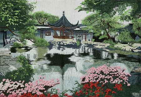 Сучжоуская вышивка – еще один китайский эксклюзив — фото 77