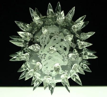 Придуманный скуптором вирус-мутант