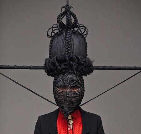 Прически или скульптуры? Идеи Joanne Petit-Frere — фото 8