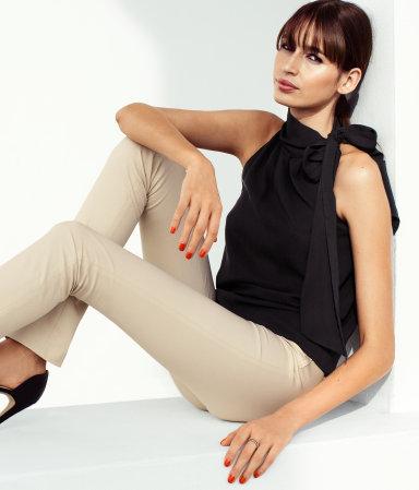 Свежий стайлбук от H&M – милая весенняя коллекция 2013 — фото 33