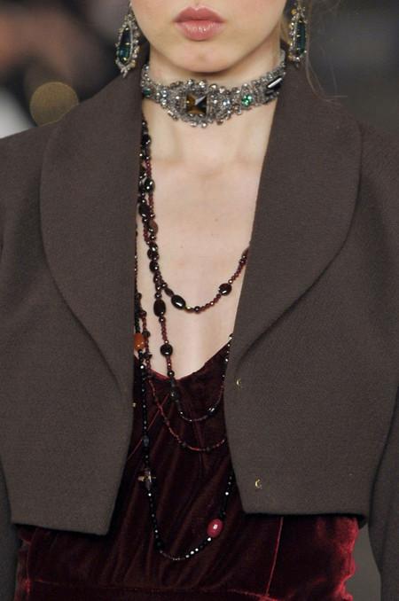 Коллекция Ralph Lauren осень-зима 2013-2014 – эпохе Анны Карениной посвящается — фото 76