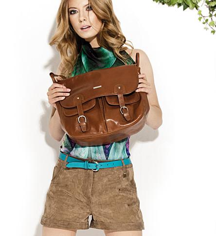 Ochnik – польский «кожаный» бренд. Женская коллекция 2012 — фото 24