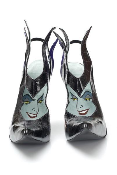 Обувь для самых плохих девочек – новые фантазии Коби Леви — фото 5
