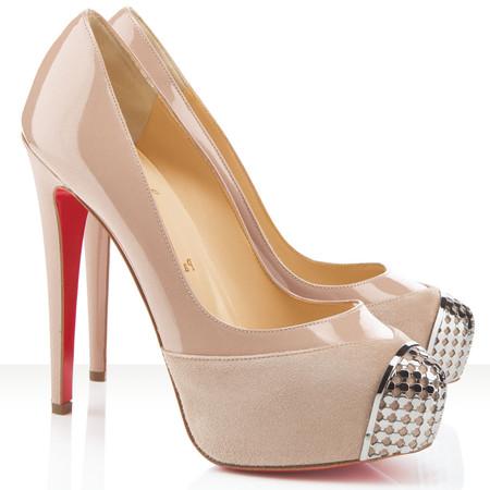 Туфли цвета «нюд» - новая классика! С чем носить, как комбинировать — фото 62