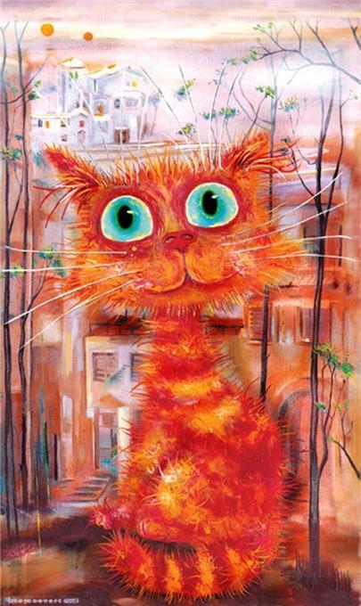 Коты и кошки Бориса Касьянова — фото 8