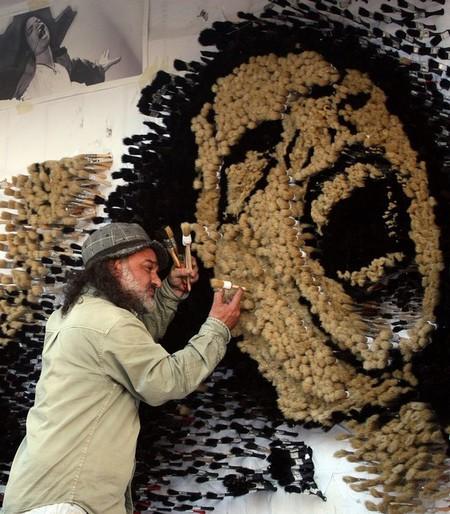 Саимир Страти (Saimir Strati) – уникальный художник – рекордсмен — фото 1