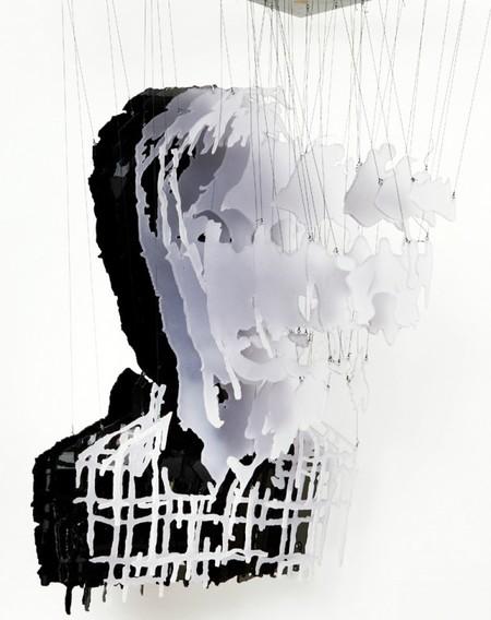 Три измерения из двух – инсталляции Майкла Мерфи — фото 4