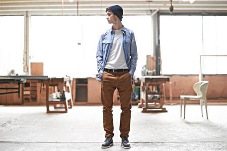 Обувь Heschung – мужская коллекция весна 2012 — фото 3