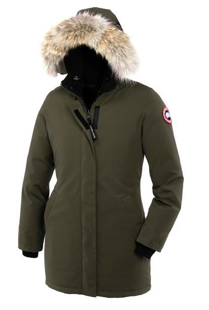 Женская коллекция от Canada Goose зима 2013 – самая теплая мода — фото 14