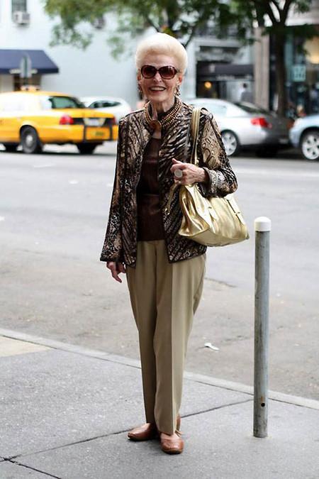 Стильные старушки – проект «Advanced Style» Ари Сет Коэна — фото 62