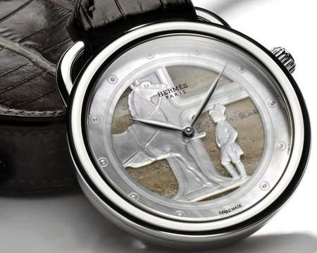 Карманные часы – не прошлый век! Экземпляры от Hermès — фото 8