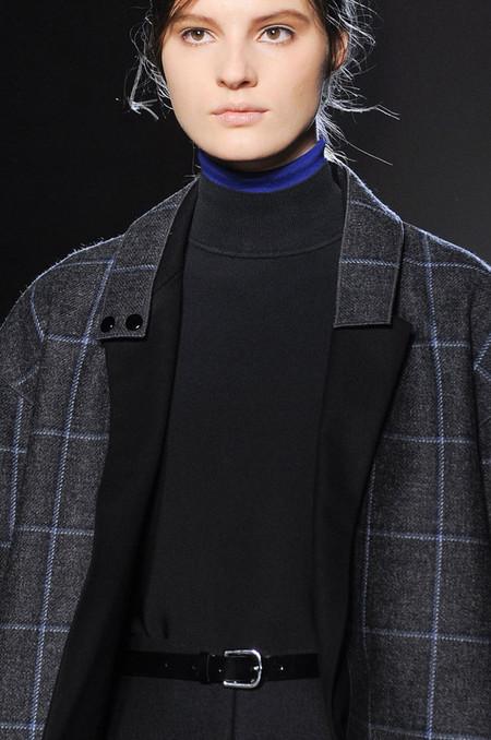 Victoria Beckham осень-зима 2013-2014 – добротная и уютная коллекция — фото 9
