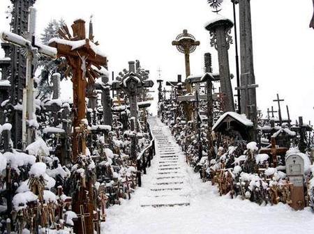 Гора Крестов в Латвии — фото 13