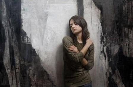 Стена в роли полотна – картины Дэвида Джона Кассана (David Jon Kassan) — фото 8
