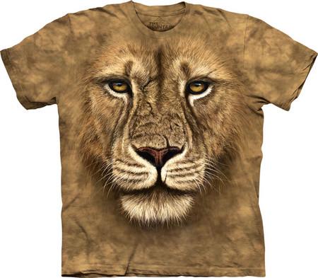 Настоящий звериный принт на футболках The Mountain — фото 2