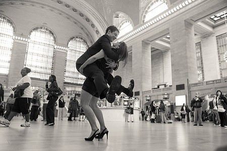Арт-проект «Танцоры среди нас» Джордана Мэттера (Jordan Matter) — фото 70