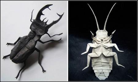 Брайан Чен – мастер самого реалистичного оригами — фото 16