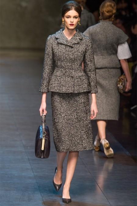 Dolce & Gabbana осень-зима 2013-2014 – когда всего слишком много — фото 32