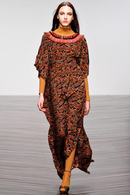 Issa осень-зима 2013-2014 – коллекция от личного стилиста герцогини — фото 28