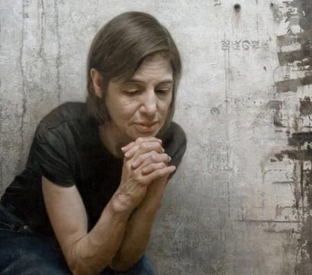 Стена в роли полотна – картины Дэвида Джона Кассана (David Jon Kassan) — фото 9