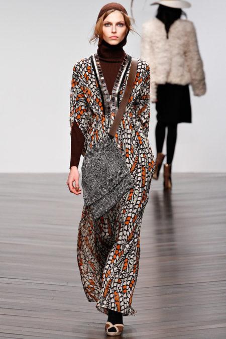 Issa осень-зима 2013-2014 – коллекция от личного стилиста герцогини — фото 9