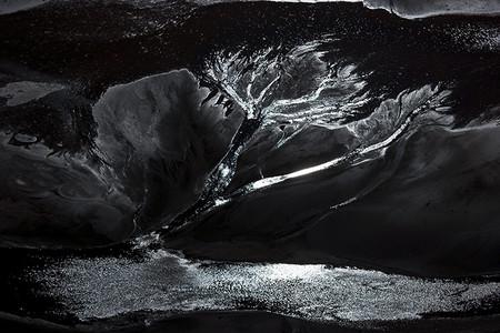 Сброс горнопромышленных отходов в водоем, Rio Tinto Mine, Испания