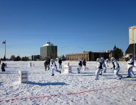 Юкигассен – зимний спорт, со снежками и стратегией! — фото 7