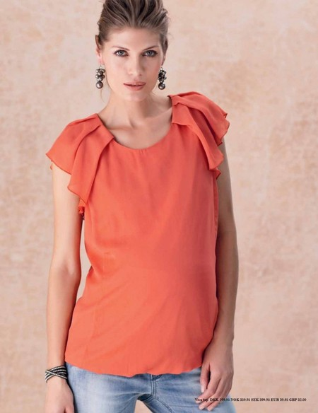 Мода с животиком. Одежда от Мama Licious — фото 10