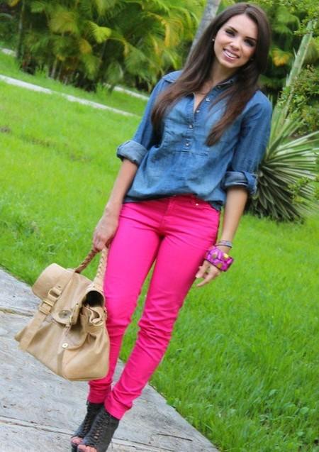 Ода джинсовой рубашке – сочиняем образы — фото 50