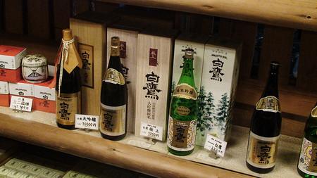 Сортов саке очень много
