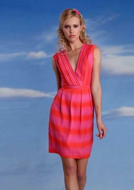 Платья Евы Франко – роскошная нежность и летняя свежесть — фото 26