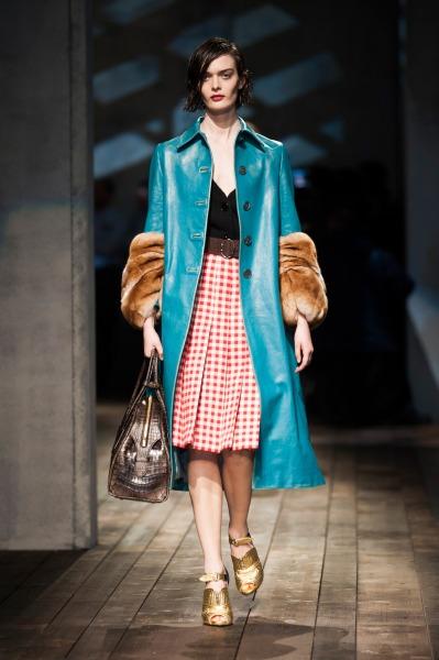 Осень-зима 2013-2014 с Prada – будет ретро и тепло — фото 19