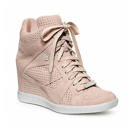 Коллекция обуви от Coach весна-лето 2013 – каблуки, платформа, мокасины, сандалии! — фото 47