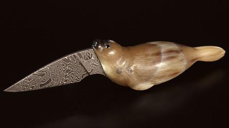 Ножи или скульптуры? Коллекция  NEL & HOFFMANN — фото 10