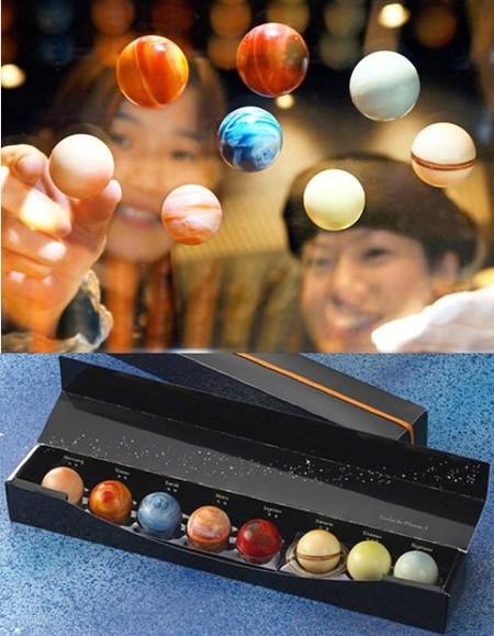 И снова конфеты-планеты. Шоколадный планетарий от L'éclat — фото 1