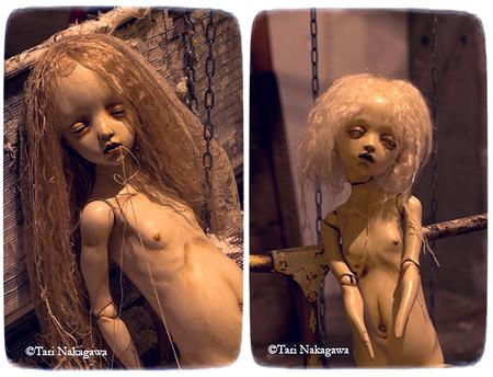 Еще раз о странных куклах – творчество Tari Nakagawa — фото 3