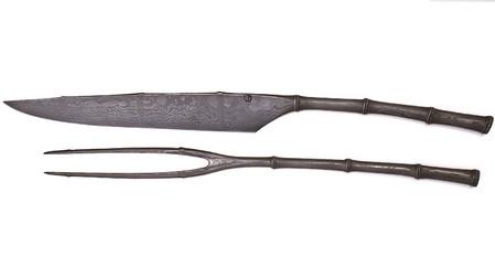 Ножи или скульптуры? Коллекция  NEL & HOFFMANN — фото 13