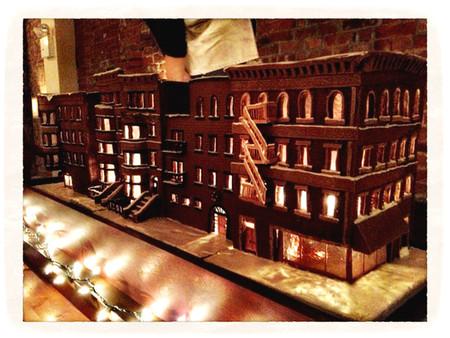 Gingerbread Brooklyn – душистый пряничный город. Всех с наступающим Новым Годом!!! — фото 7