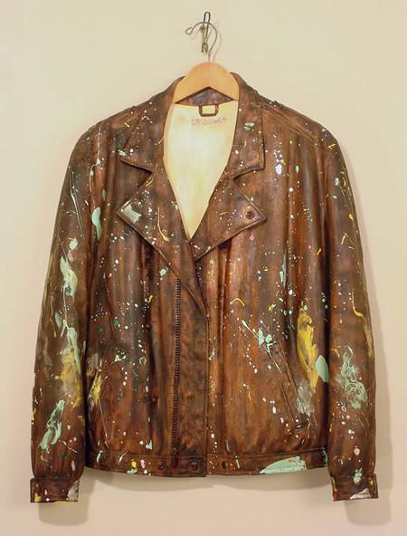 Куртка — участник многих ремонтов )