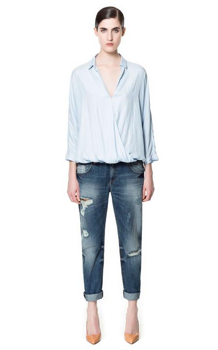 Весна 2013 – что новенького в Zara? — фото 42
