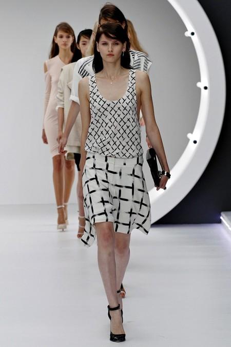 Коллекция Topshop весна-лето 2013 – мода из Британии — фото 24